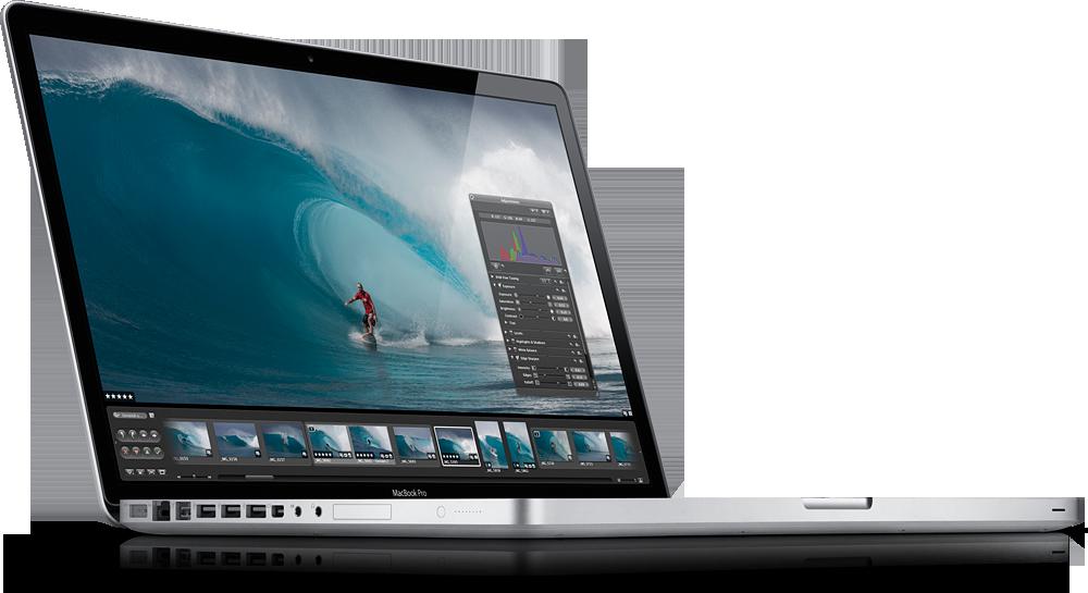 MacBook Pro i7 de 15