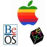 Apple, Be y NeXT